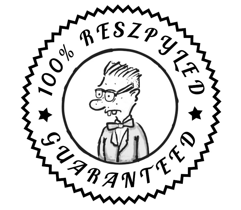 Szpylbert Seal of Quality