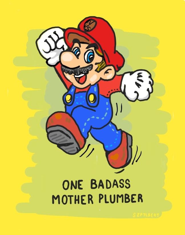 Szpylbert Mother Plumber
