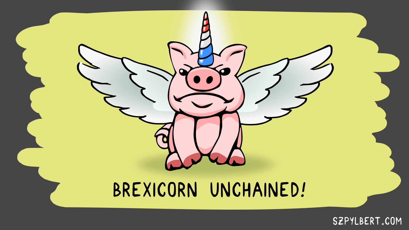 Brexicorn (c) Szpylbert 2020